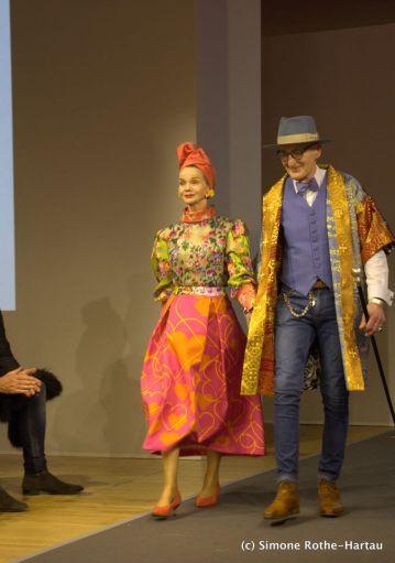 Brit Kanja und Günther Krabbenhöft für Paulina's friends